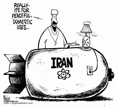 Nuclear Weapons Iran Lightly Possession Iranian Taken