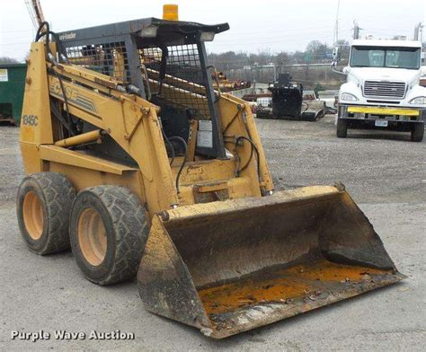Case 1845c Skid Steer For Sale, 5,205 Hours  St Louis