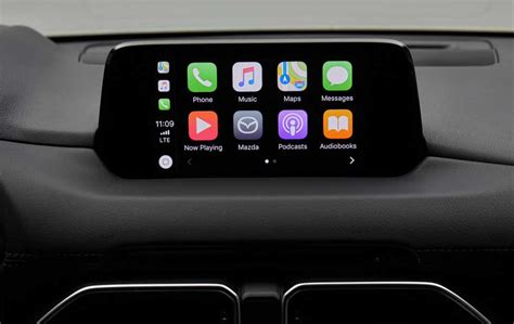 mazda apple carplay mazda adds apple carplay android auto capability to