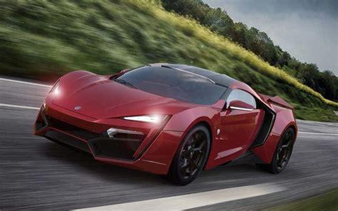 Lykan HyperSport Gallery - Best Movie Cars