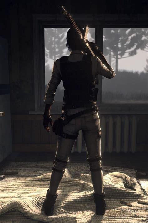playerunknowns battlegrounds man  gun