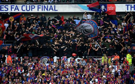Crystal Palace v Manchester United: FA Cup final - Irish ...