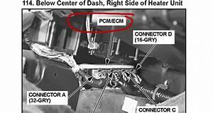 06 Honda Odyssey Vss To Pcm Wiring Diagram