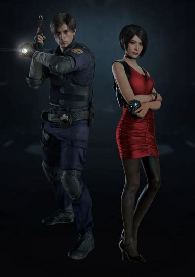 Resident Evil 2 Who Will You Play First Leon Or Claire