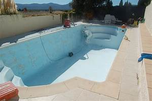 Renovation Piscine Carrelée : r novation coque polyester piscine coque osmose ~ Premium-room.com Idées de Décoration