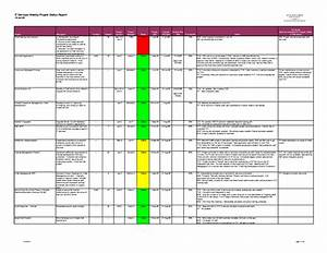 Weekly Status Report Template  U2013 Business Form Letter Template