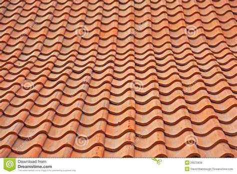 pan tile roof background royalty  stock images image