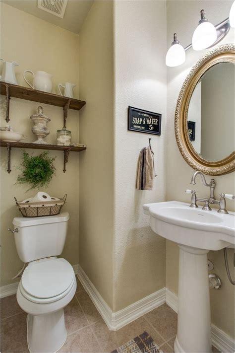 Bathroom Ideas Decor by 43 Farmhouse Half Bath Ideas 92 From My Front