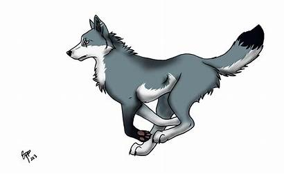Wolf Running Animation Wolves Drawings Scratch Deviantart