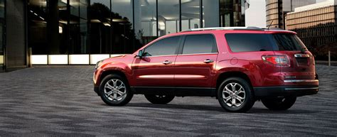 gmc acadia review autos voice
