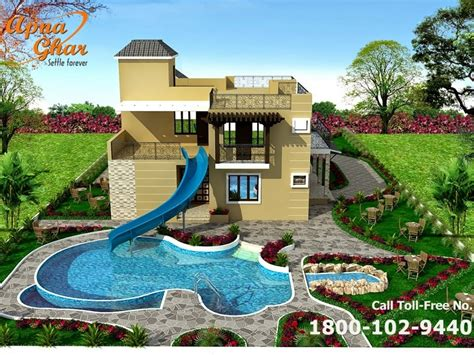 Swimming Pool Houses Designs Bungalow House Design Small