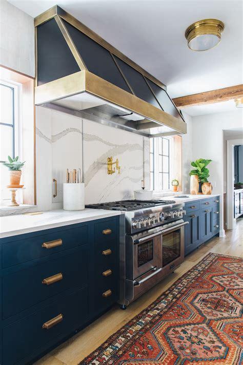 kitchen design inspiration  blue beautiesbecki owens