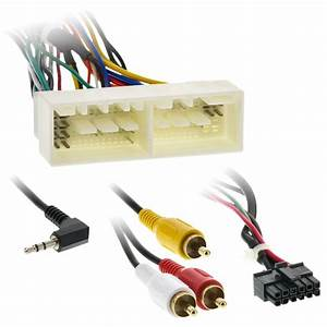 Metra 70-7306 Car Stereo Wiring Harness For 2017