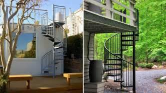 Prix Escalier Exterieur Bois by Un Escalier Ext 233 Rieur En Kit Comment Faire Le Bon Choix