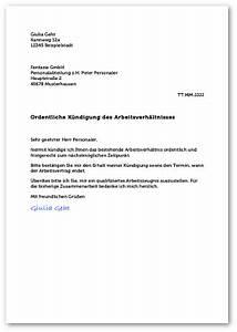 Kündigung Wohnung Schreiben : k ndigungsschreiben gratis muster form inhalt tipps ~ Orissabook.com Haus und Dekorationen