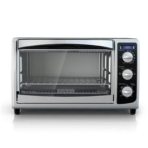 Toaster Ovens Best Rated Cabinet Space Saver Convection