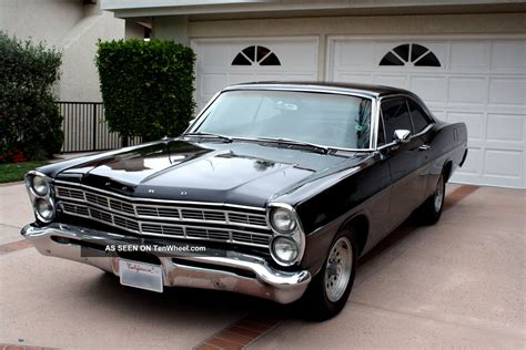 Classic Fords by Ford Galaxie 1967 Classic Car