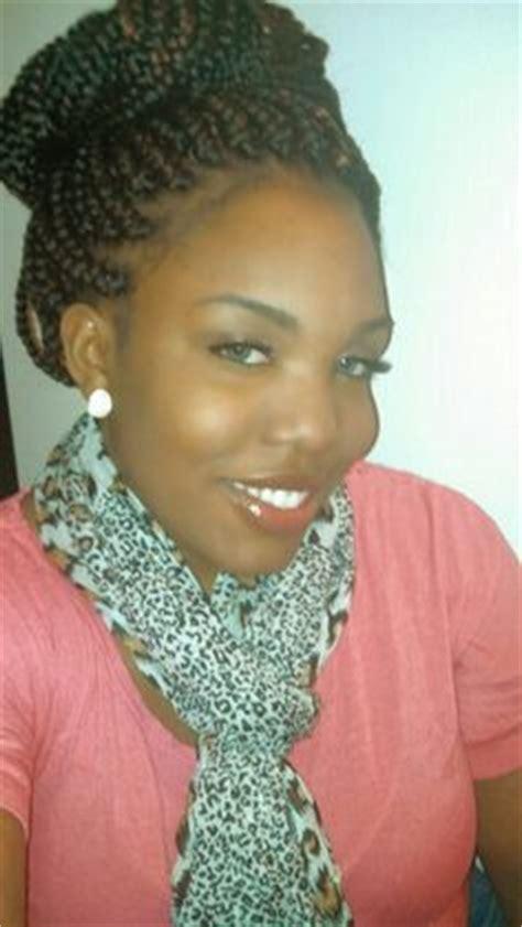 box braid styles for women litk quick box braid style