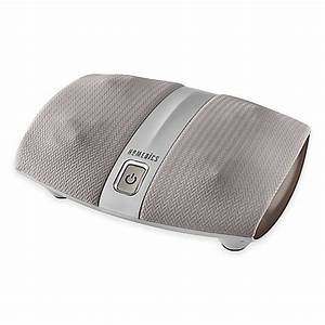 homedicsr shiatsu select foot massager with heat bed With bed bath and beyond foot massager