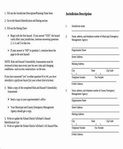 42 free assessment forms sample templates With vulnerability assessment document