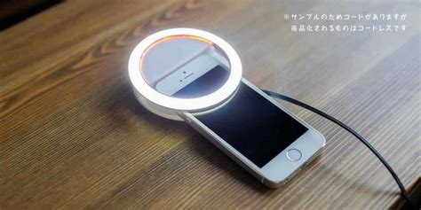 ring light with phone holder kira a ring light that will take your selfies to the next