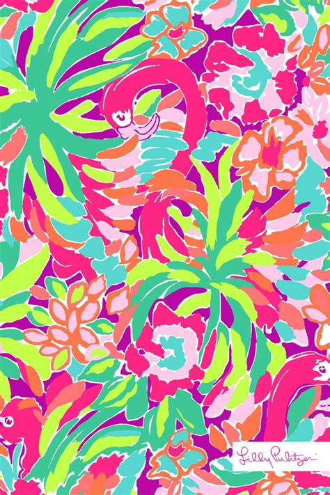 lilly pulitzer iphone lilly pulitzer lulu wallpaper for iphone patterns we