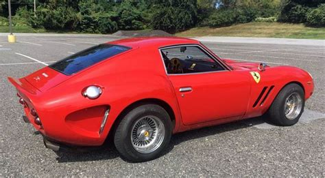 250 Gto Replica by 250 Gto Replica Astonishes With Its Finish