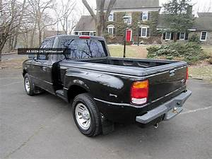 1999 Ford Ranger Step Side Pickup Truck With 5 Speed
