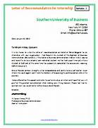 Letter Of Recommendation For Internship View Original Letter Letters Of Recommendation For Internship Free Sample Example Letter Of Recommendation For Job And Internship SemiOffice Com