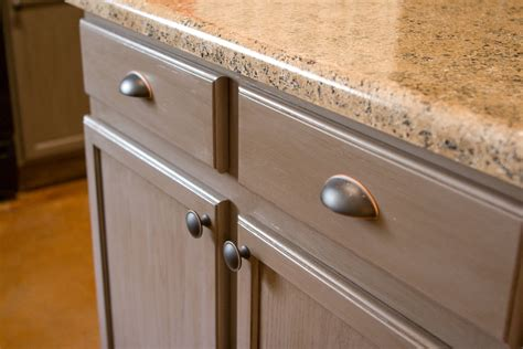 rustoleum cabinet transformations in federal gray for