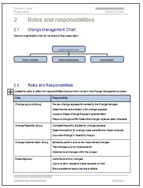 change management plan template change management plan ms word excel templates