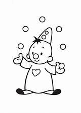 Bumba Coloring Juggle Kleurplaat Olaf Thema Clowns Feestje Circus Pixels Afkomstig Freecoloringpages Laat Goed Hij Zien Hoe Van Even Kan sketch template