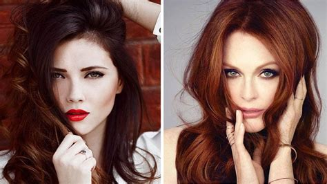 Vs Brown Hair Color by 20 Auburn Hair Colour Ideas You Need To Try The
