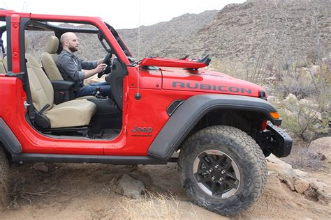 Review: Buttoned-Up 2018 Jeep Wrangler JL Still a Beast ...