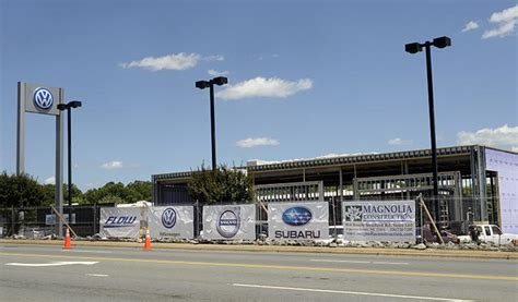 businesses conducting major construction projects