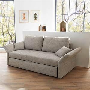 Sofa 160 Cm : funktionssofa luca sofa dauerschl fer schlafsofa grau greige 140 oder 160 cm ebay ~ Buech-reservation.com Haus und Dekorationen