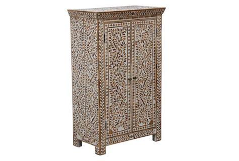wood inlay  door cabinet living spaces