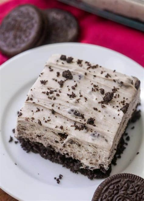 bake oreo cheesecake recipe  minutes   lil