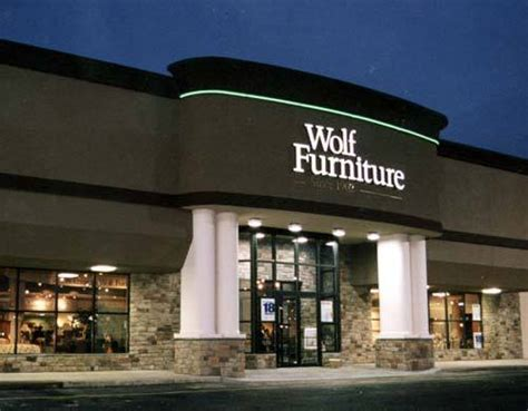 Outside Furniture Stores by Frederick Md Wolf Furniture