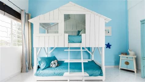 stylish  creative kids bedroom decor ideas  singapore womens weekly