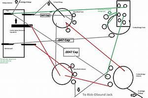 Rickenbacker Wiring Mishap