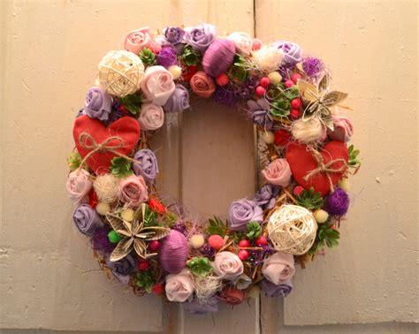 wreath ideas for 15 joyful handmade spring wreath ideas to decorate your front door