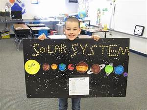 Solar System Diorama 3rd Grade (page 5) - Pics about space