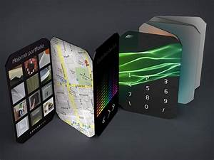 Not a Pamphlet, It's a Smartphone | Yanko Design
