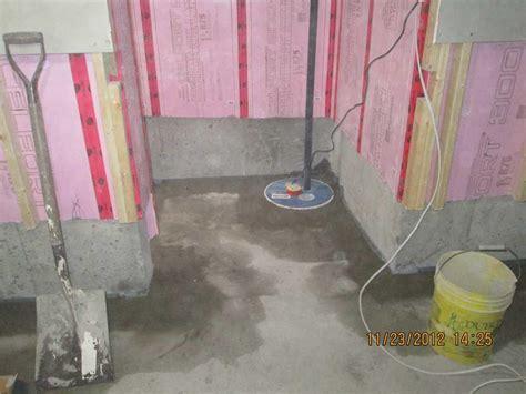 Basement Waterproofing   Waterproofing a Basement in Saint