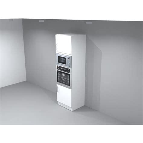 meuble cuisine colonne pour four encastrable colonne pour four micro onde encastrable