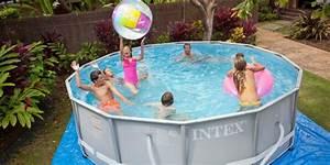 Piscine Tubulaire Intex : pourquoi choisir une piscine tubulaire ~ Nature-et-papiers.com Idées de Décoration