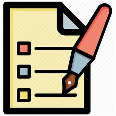 Icon Plan Schedule Checklist Icons Editor Open