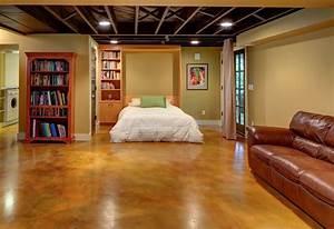 Bedrrom Basement Remodeling Design Ideas — New Home Design