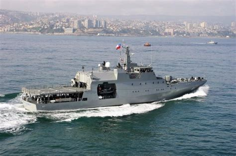 Offshore Patrol Vessel Options For Nigeria